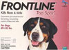 frontline top spot for instant flea prevention